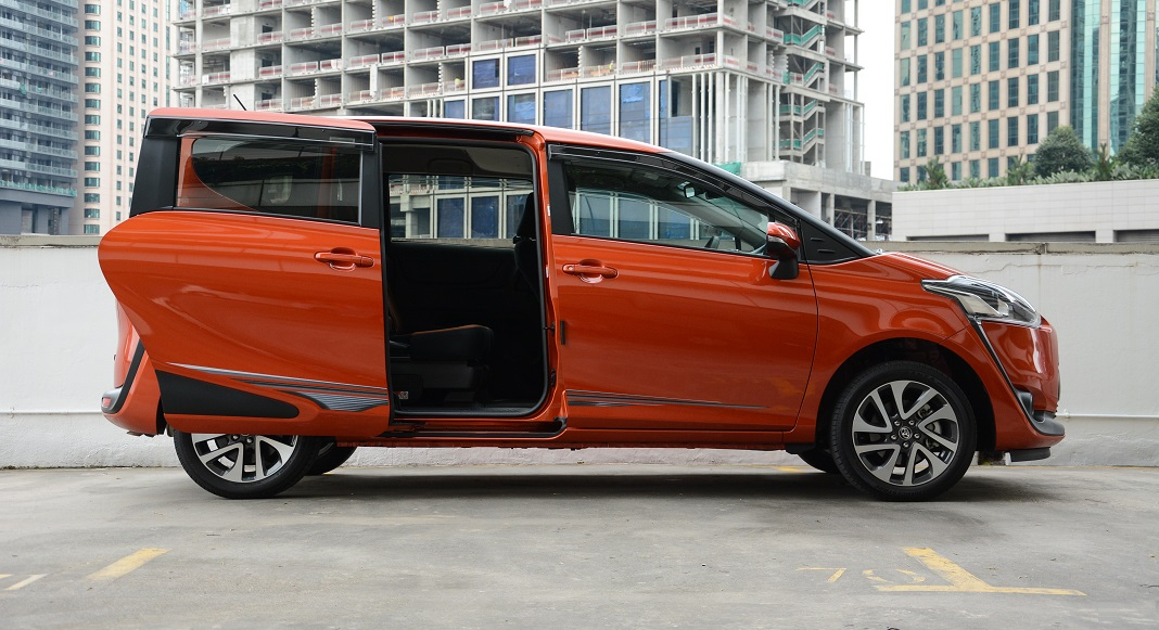 Toyota Sienta Malaysia >> Toyota Sienta: Good things come in small packages?