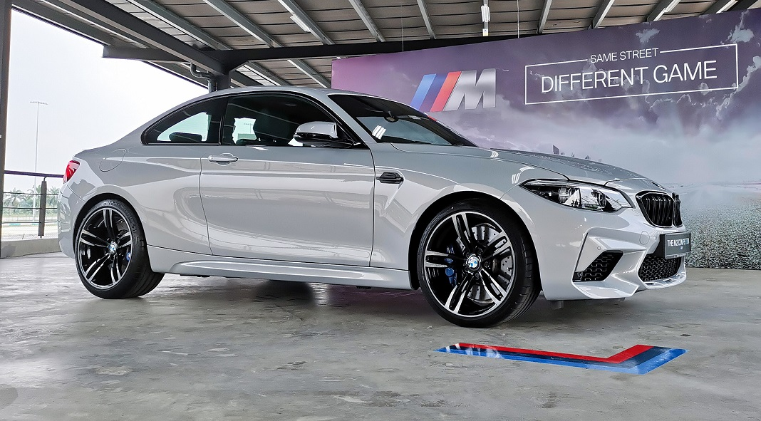 Bmw M2 Competition  M For Mega  M For Mahal